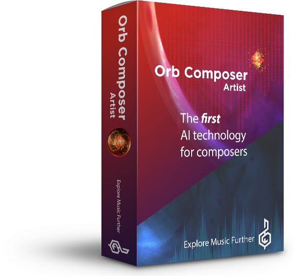 Sequencer sofware Hexachords Orb Composer Artist