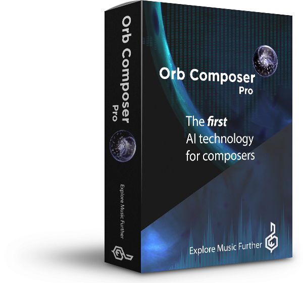 Sequencer sofware Hexachords Orb Composer pro
