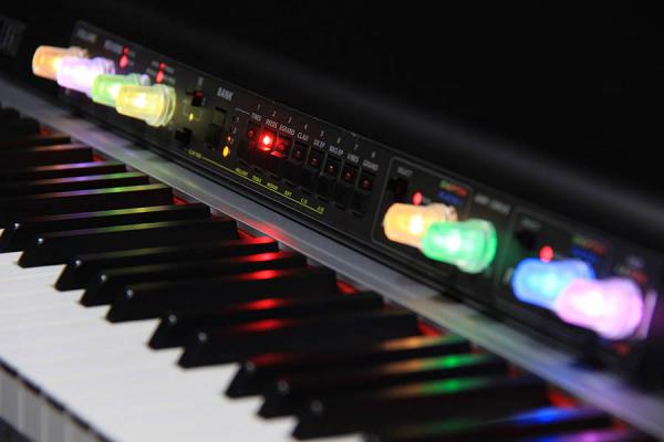 Stage keyboard Crumar Seven