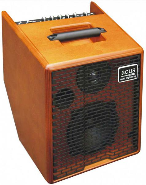 Acoustic guitar combo amp Acus One Forstrings 5 Stage - Wood