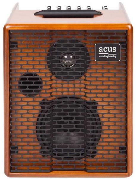 Acoustic guitar combo amp Acus One Forstrings 5T Stage - Wood