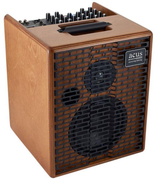 Acoustic guitar combo amp Acus One Forstrings 6T - Wood