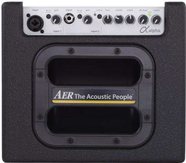 Acoustic guitar combo amp Aer Alpha