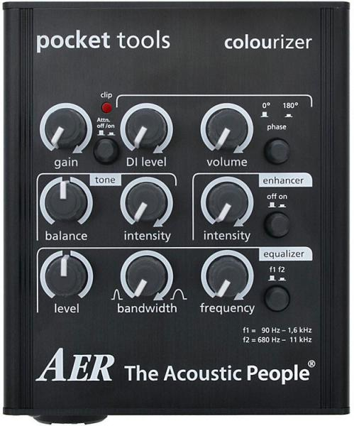 Acoustic preamp Aer Colourizer 2