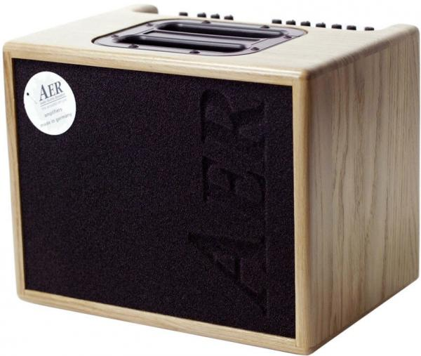 Acoustic guitar combo amp Aer Compact 60/3 Oak Clear
