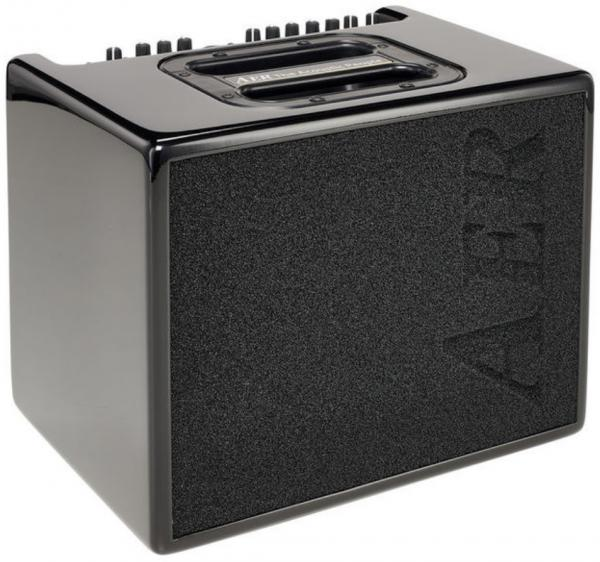 Acoustic guitar combo amp Aer Compact 60/4 - Black High Gloss