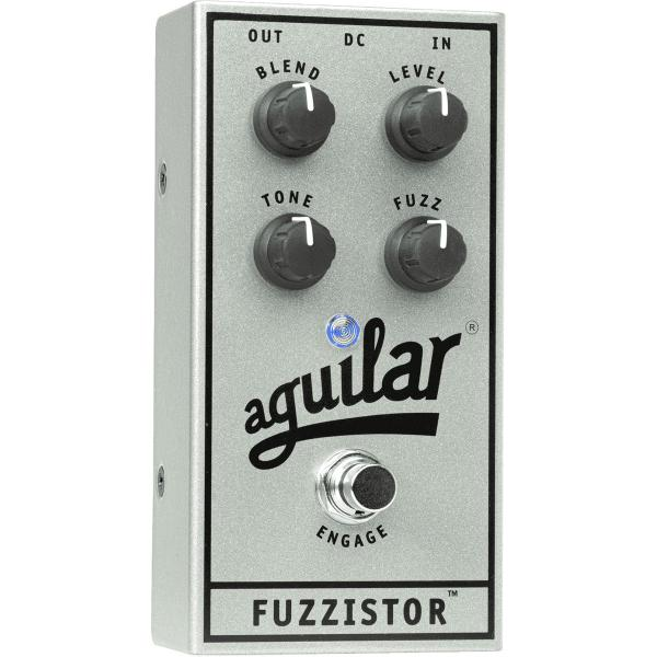 Harmonizer effect pedal for bass Aguilar FUZZISTOR 25TH ANNIVERSARY LTD
