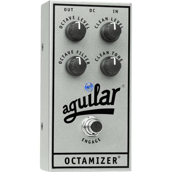 Harmonizer effect pedal for bass Aguilar OCTAMIZER 25TH ANNIVERSARY LTD