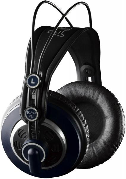 Studio & dj headphones Akg K240 MKII - Black