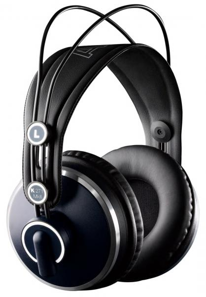 Studio & dj headphones Akg K271 MKII - Black