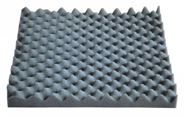 Panel for acoustic treatment Power studio Foam 100