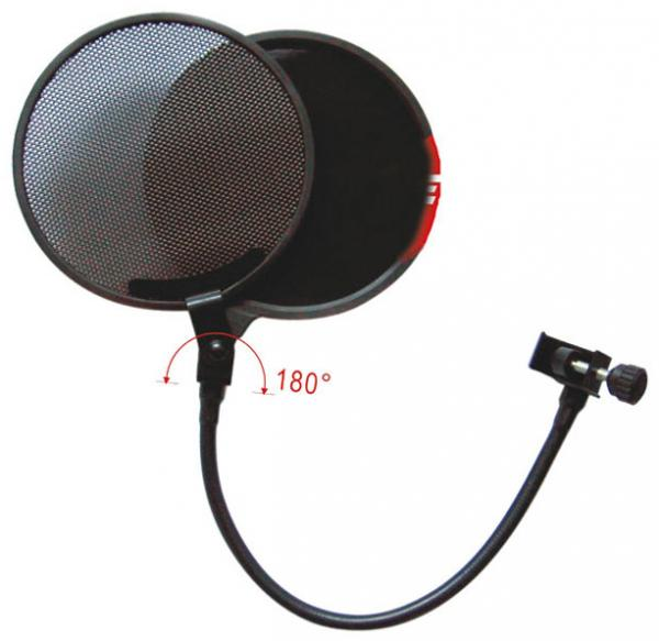 Pop filter & microphone screen Alctron PF 02