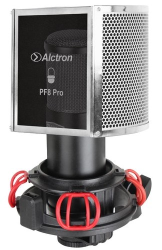 Pop filter & microphone screen Alctron PF8 Pro