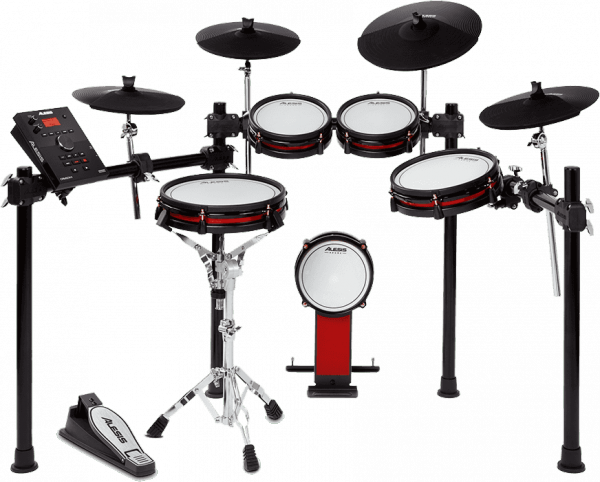 Electronic drum kit & set Alesis CRIMSON II MESH SPECIAL EDITION