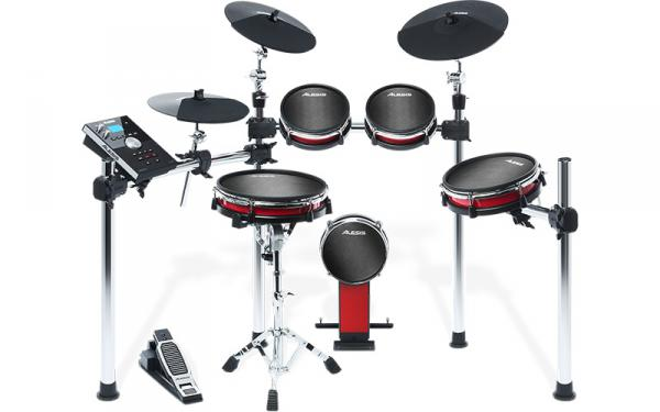 Electronic drum kit & set Alesis Crimson Mesh Kit