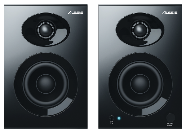 Active studio monitor Alesis Elevate 3 MK2 - One pair