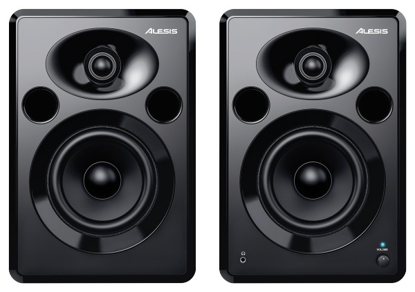 Active studio monitor Alesis Elevate 5 MK2 - One pair