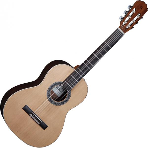 Classical guitar 3/4 size Alhambra Cadete 1 OP 3/4 - Natural satin
