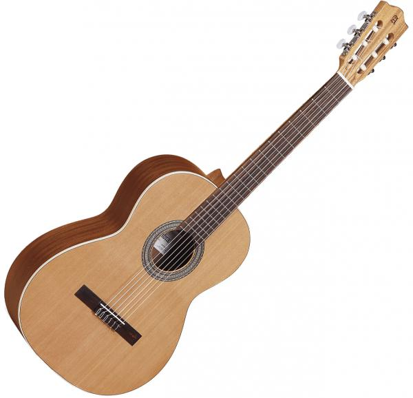 Classical guitar 4/4 size Alhambra Z-Nature - Natural