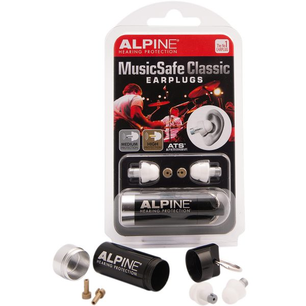 Ear protection Alpine MusicSafe Classic