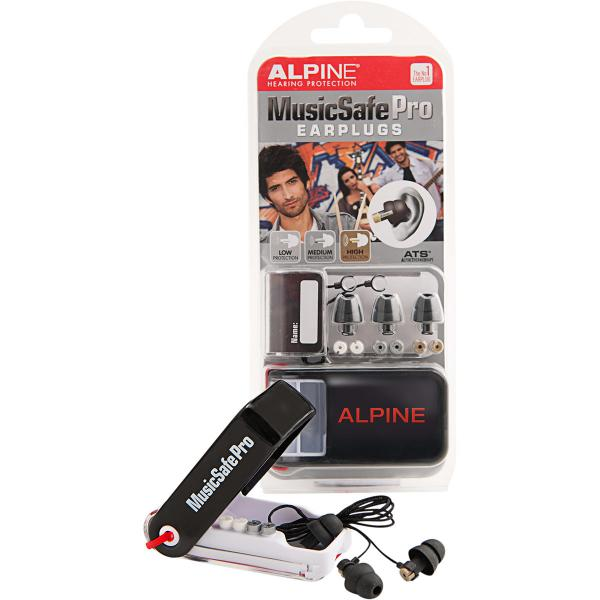 Ear protection Alpine MusicSafe Pro