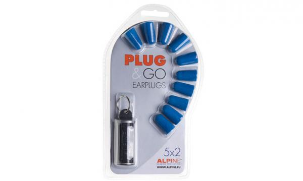 Ear protection Alpine Plug & Go