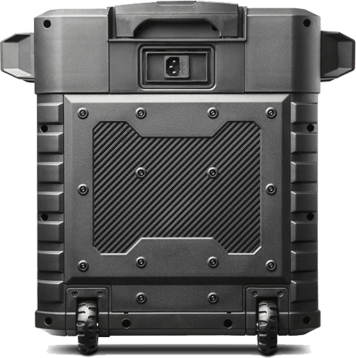 Portable pa system Alto UBER FX