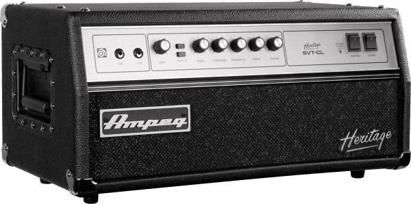 Bass amp head Ampeg Heritage SVT-CL