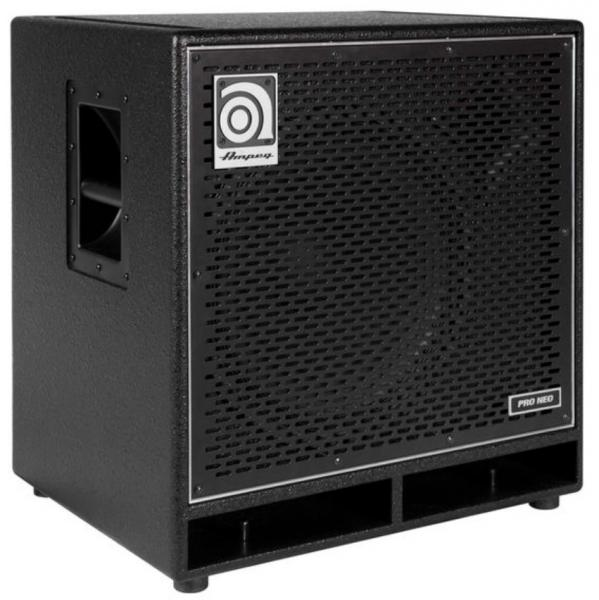 Bass amp cabinet Ampeg Pro Neo PN-115HLF
