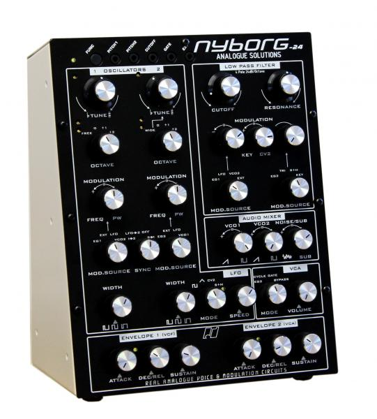 Expander Analogue solutions Nyborg-24