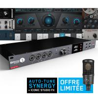 Audio interface Antelope audio Orion Studio Synergy Core + Auto-Tune & Micro Edge Solo OFFERTS