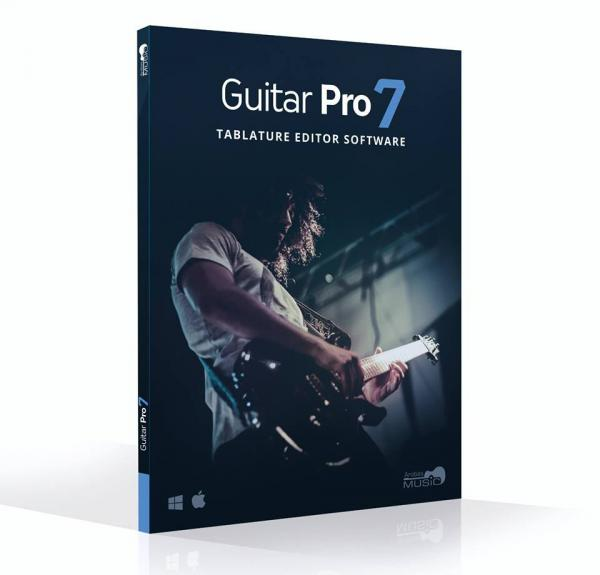 Score editing Arobas music GUITAR PRO 7.5