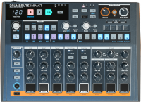 Drum machine Arturia Drumbrute Impact