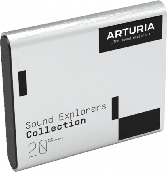 Sound bank Arturia Sound Explorer