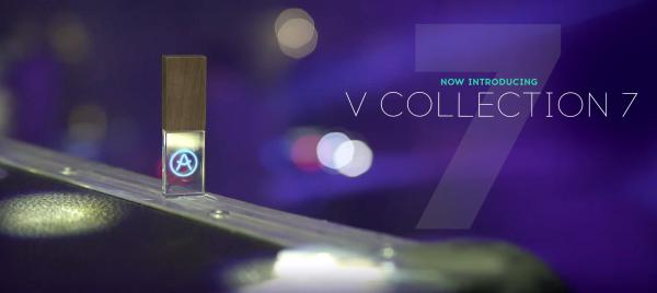 Sound bank Arturia OAR VCOLLECTION7
