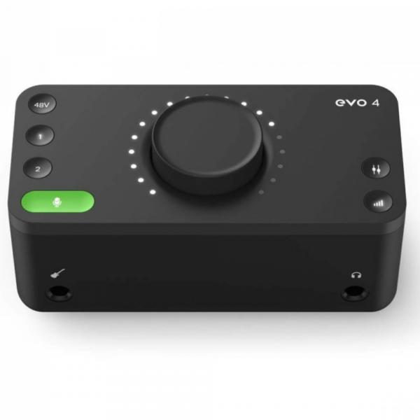 Usb audio interface Audient EVO4
