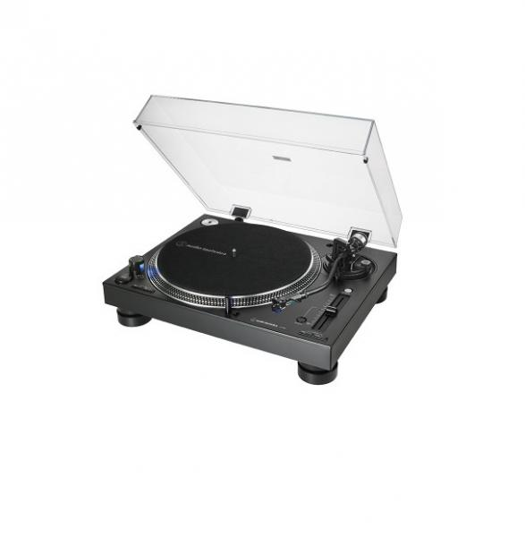 Turntable Audio technica AT-LP140XP - black
