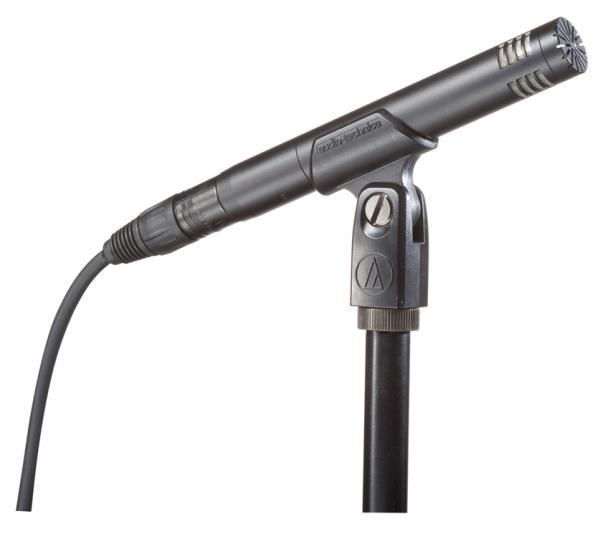 Studio recording and live microphone Audio technica AT2031