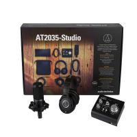 Home studio set Audio technica AT2035-Studio