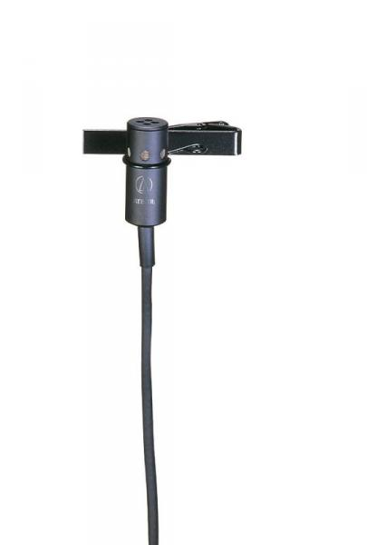 Lavalier microphone Audio technica AT831B