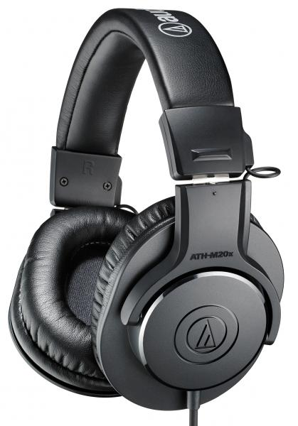 Studio & dj headphones Audio technica ATH-M20X - Black