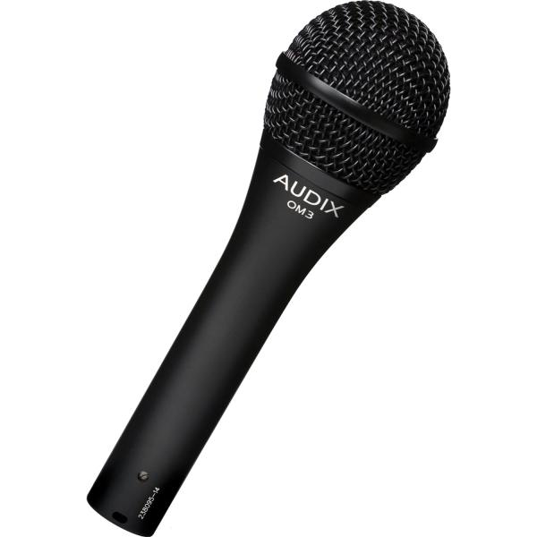 Vocal microphones Audix OM3