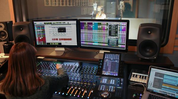 C24 Pro Tools control surface