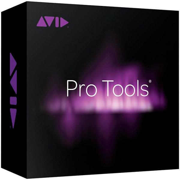 Sequencer sofware Avid MAJ ProTools Education Support
