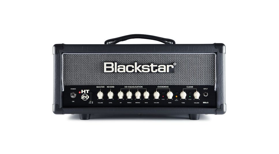 blackstar ht 20rh mkii electric guitar amp head star 39 s music. Black Bedroom Furniture Sets. Home Design Ideas
