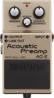 Acoustic preamp Boss AD-2 Acoustic Preamp