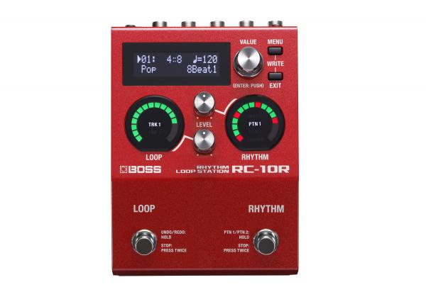 Looper effect pedal Boss RC-10 R Looper