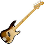 Solid body electric bass