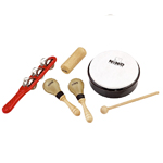 Percussion set for kids