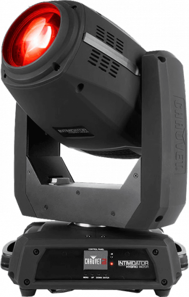 Moving heads beam Chauvet dj Intimidator Hybrid 140SR